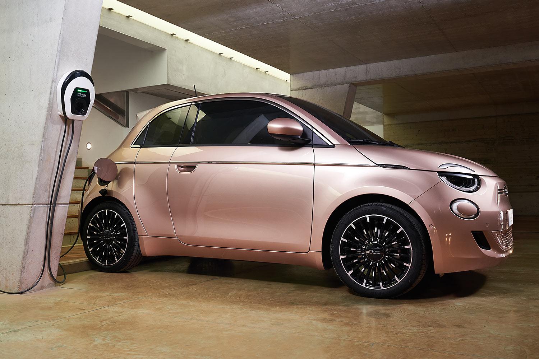 Fiat: Elektro-500 ab 23.560 Euro