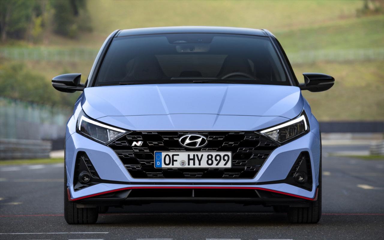 Hyundai i20 N: Mit Motorsport-Elementen