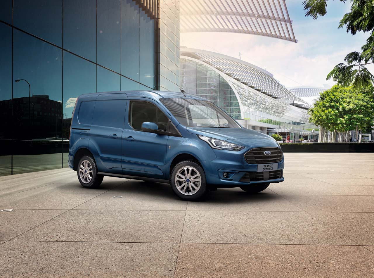 Ford Transit Connect: Zuladung steigt, Verbrauch sinkt