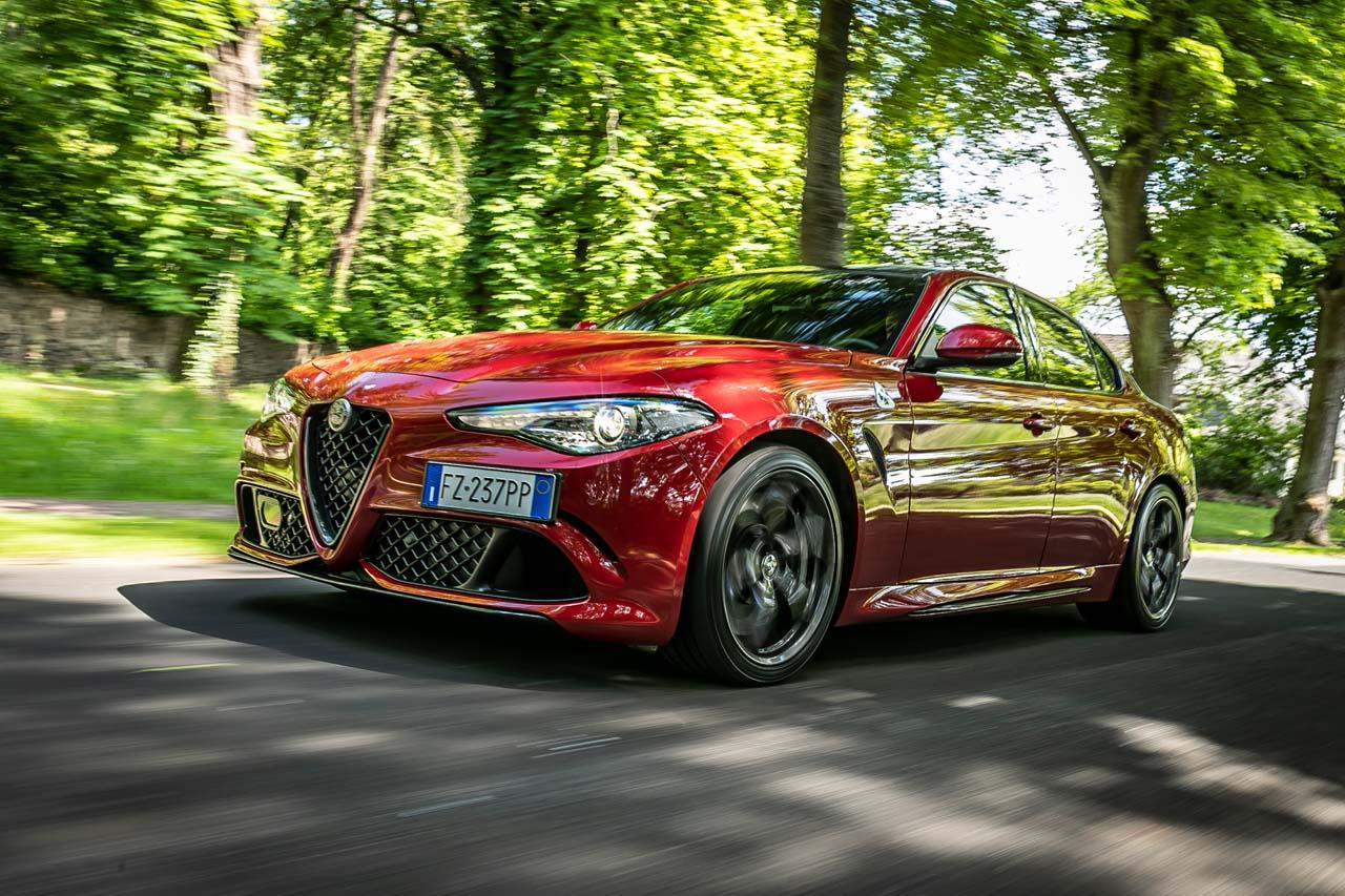 Adrenalin und Tempo: Mit Alfa auf der Rennstrecke