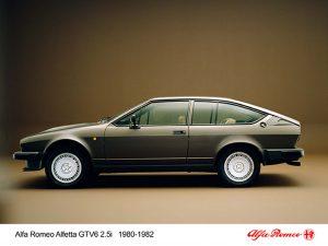 Alfa Romeo: 40 Jahre GTV 6