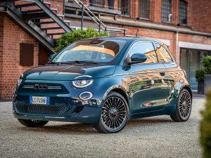 Fiat 500 III: Nur noch elektrisch
