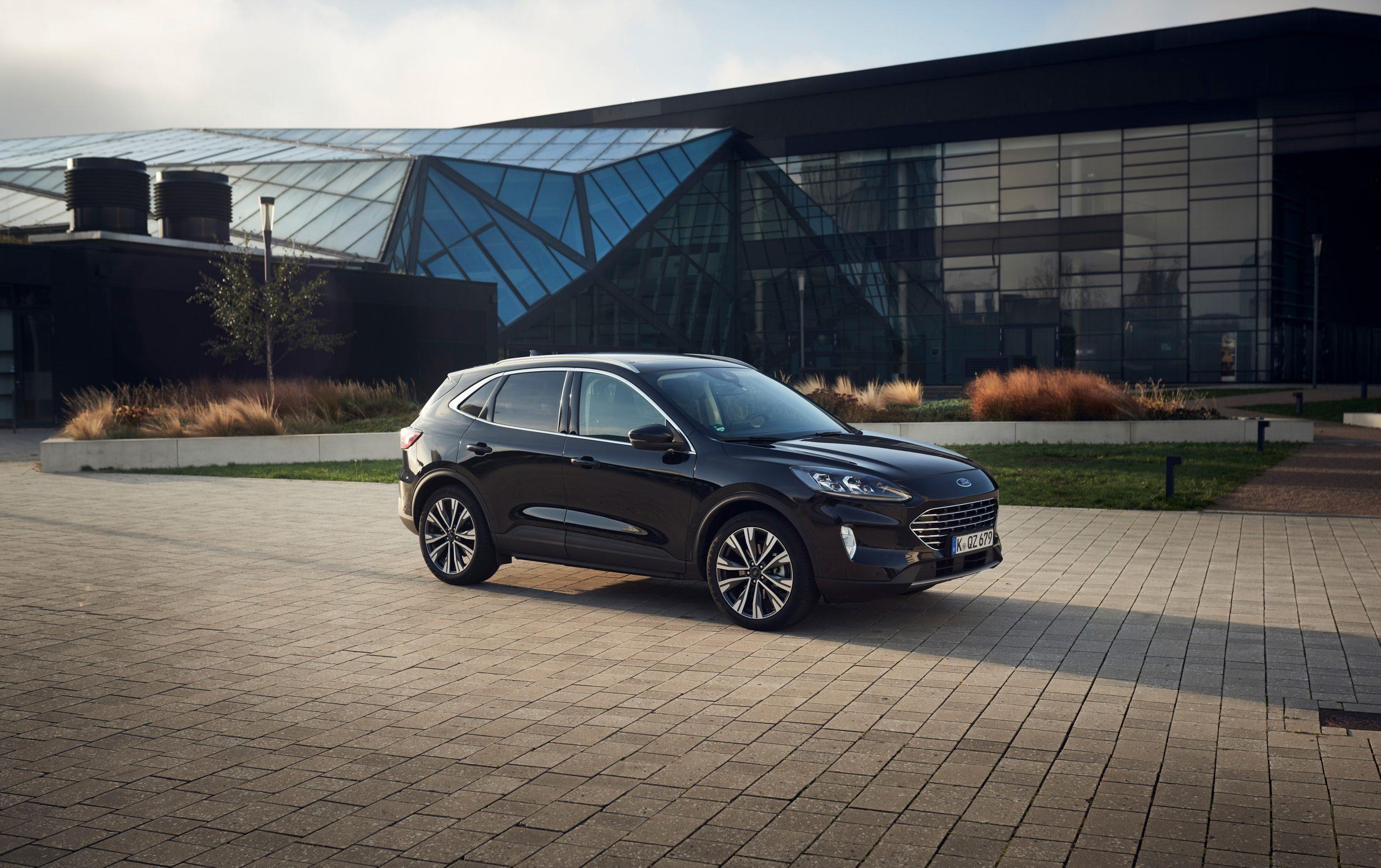 Ford Kuga: Dritte elektrifizierte Variante als Voll-Hybrid
