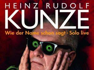 Musik-Tipp – Kunze: Solo Live