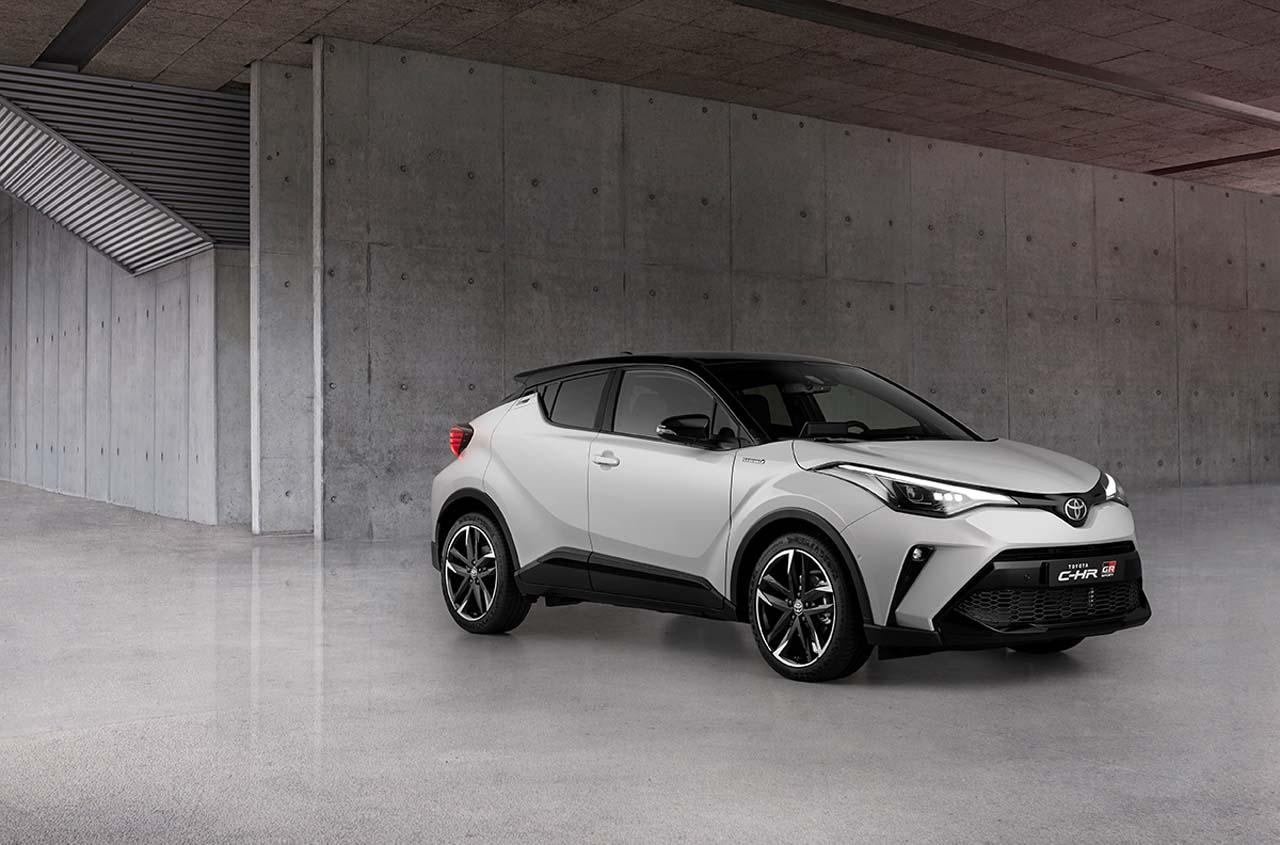 Toyota C-HR: Neue Top-Version – optisch geschärft