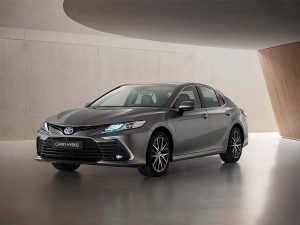 Toyota Camry: Mit mehr Sicherheit ins neue Modelljahr