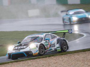 KÜS Team75 Bernhard: ADAC GT Masters auf dem Lausitzring