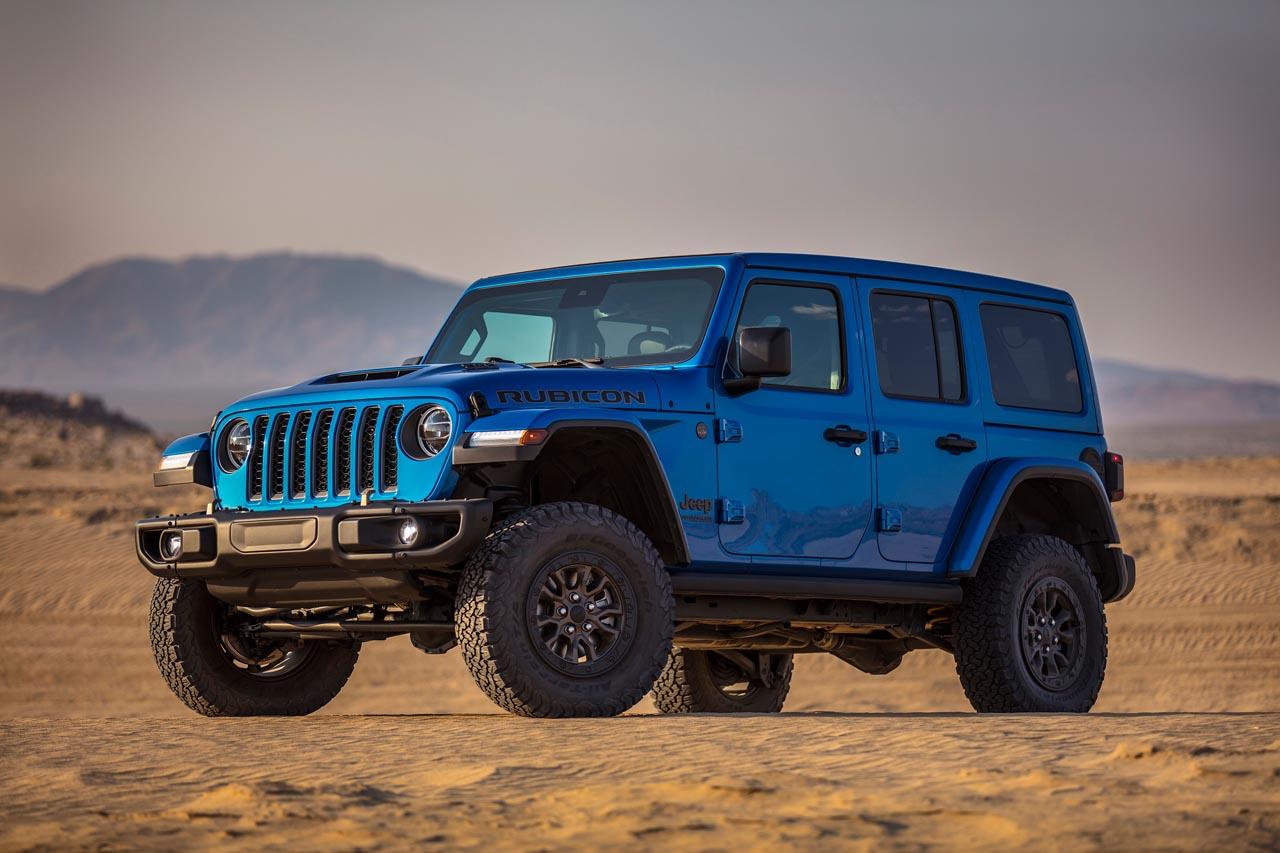"""Jeep Wrangler: Top-Modell """"Rubicon 392"""" kommt"""