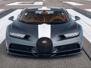 """Bugatti Chiron: """"Himmlisches"""" Sondermodell"""