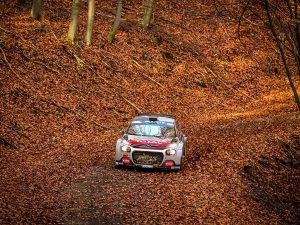 ERC 2020 Rallye Ungarn: Marijan Griebel – Deutlicher Aufwärtstrend