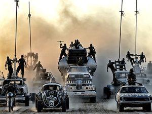 "Kino-Verfolgungsjagden: ""Mad Max"" besonders aufregend"