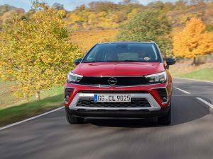 Opel Crossland: Mit neuem Gesicht ins Modelljahr 2021