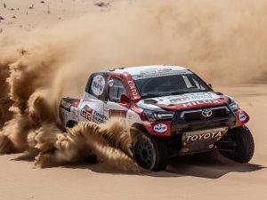 Dakar 2021: Toyota mit fünf Hilux dabei