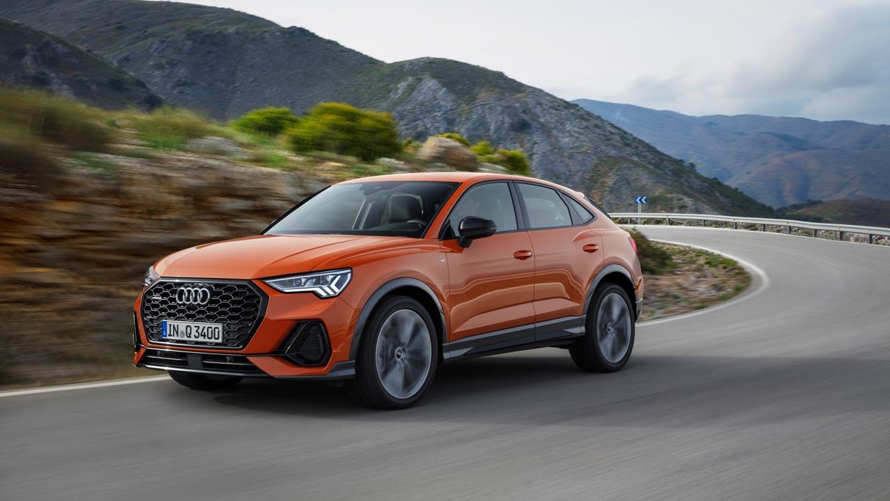 Audi Q3: Künftig auch als Plug-in-Hybrid