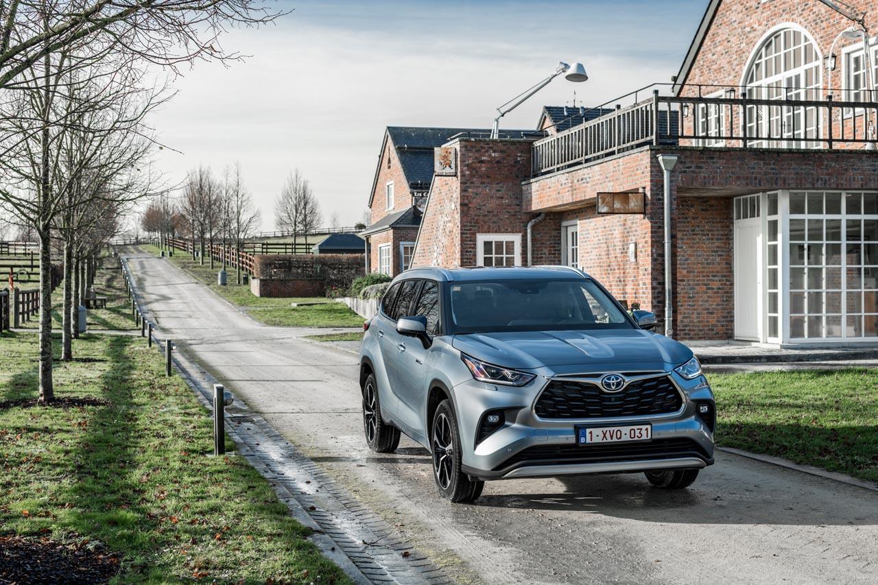 Toyota Highlander: Siebensitzer ab 53.250 Euro