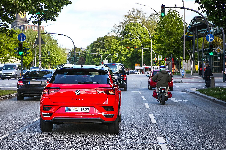 Stau-Statistik: Corona macht den Verkehr flüssiger