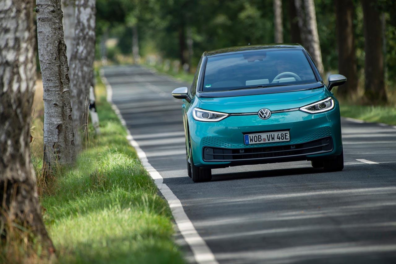 VW ID.3: Basismodell jetzt erhältlich