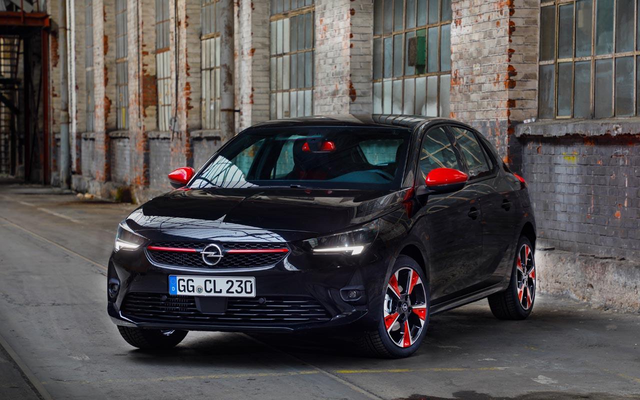 Opel Corsa: Sondermodell mit extra sportlichem Auftritt