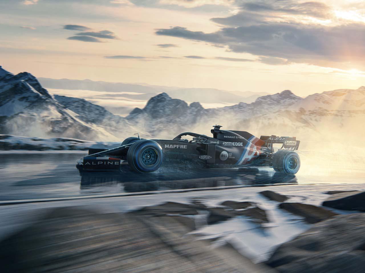 Alpine: Neue Marke für rein elektrische High-Tech-Sportwagen