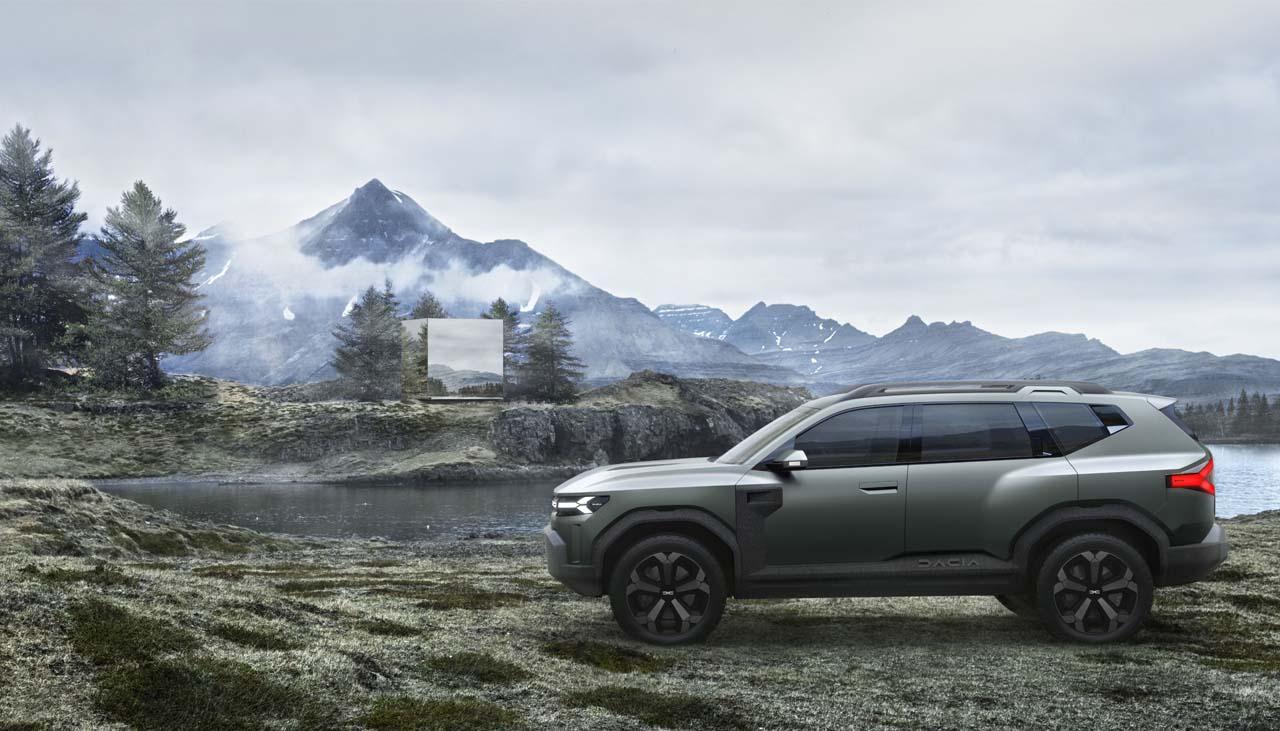 Dacia Bigster: SUV in XXL