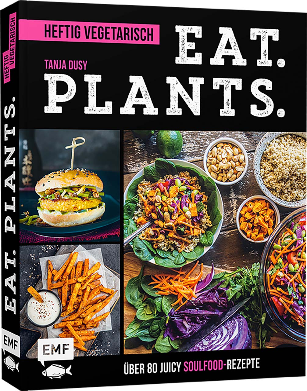 Lese-Tipp: Dusy – Eat. Plants.