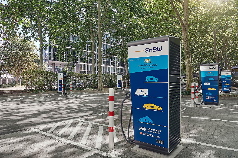 E-Auto-Infrastruktur: Fast 40.000 Ladepunkte