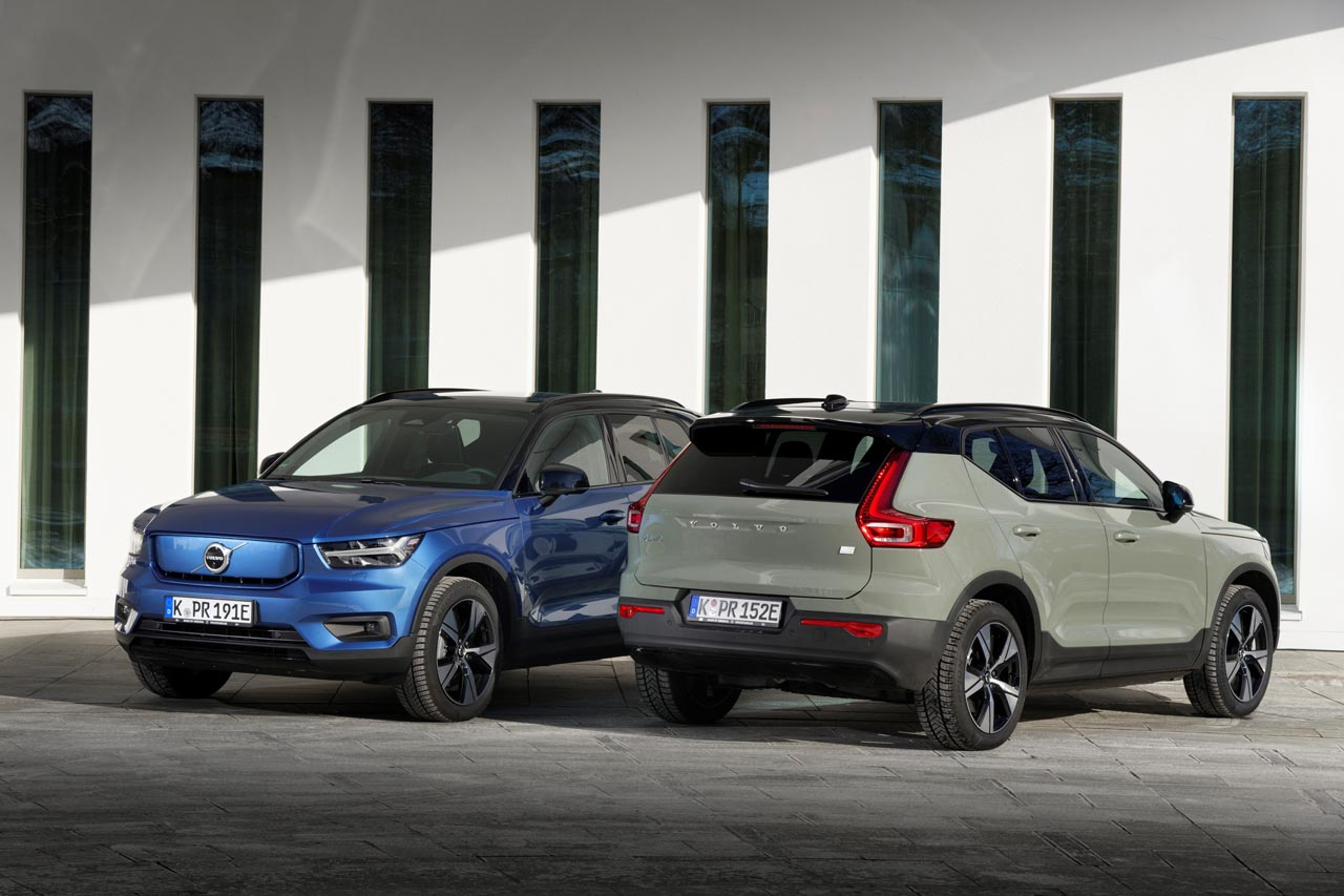 Volvo-Zukunft: Elektro-Modelle, online verkauft
