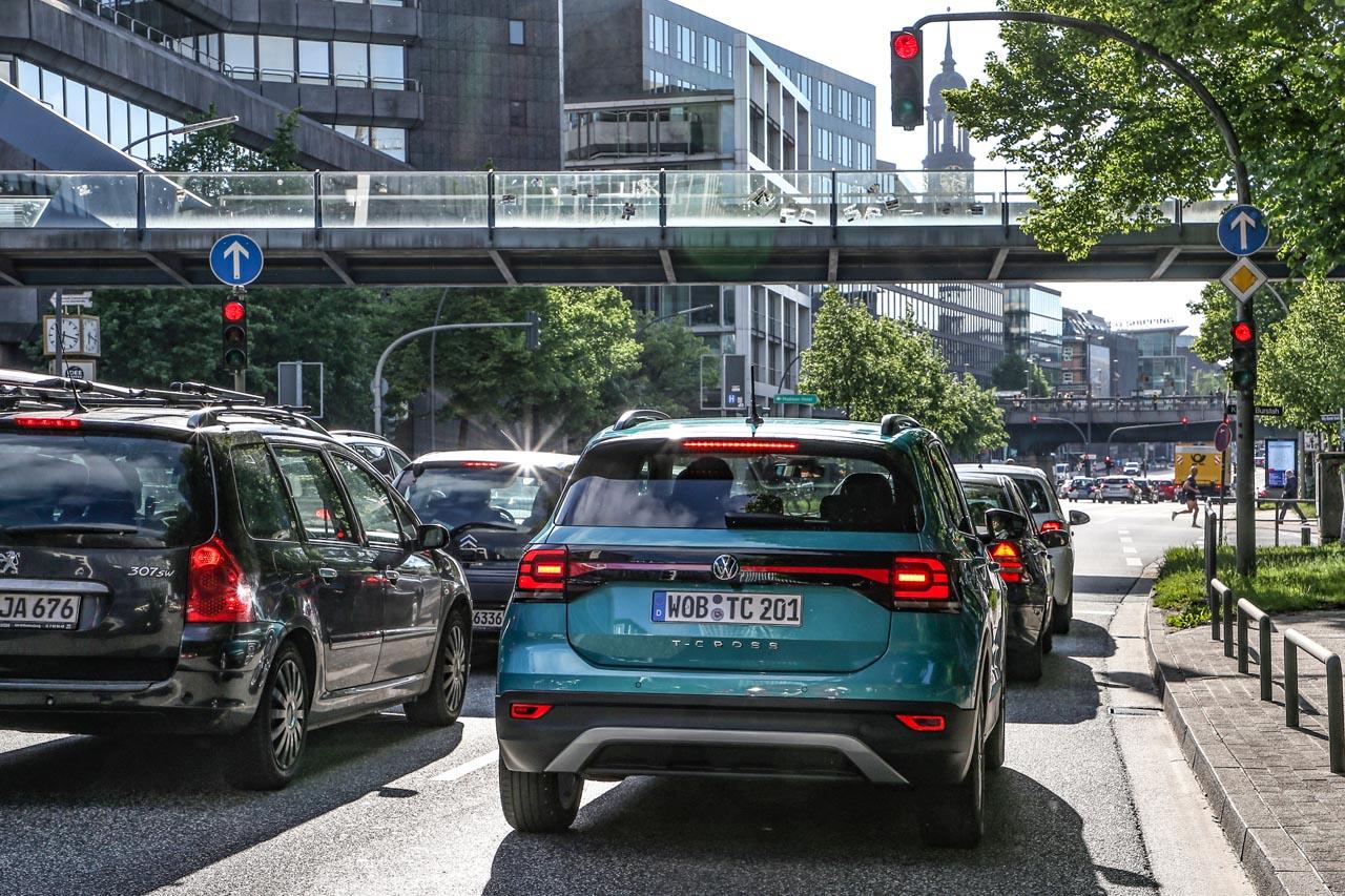 Pkw-Bestand in Deutschland: Kräftiger Zuwachs