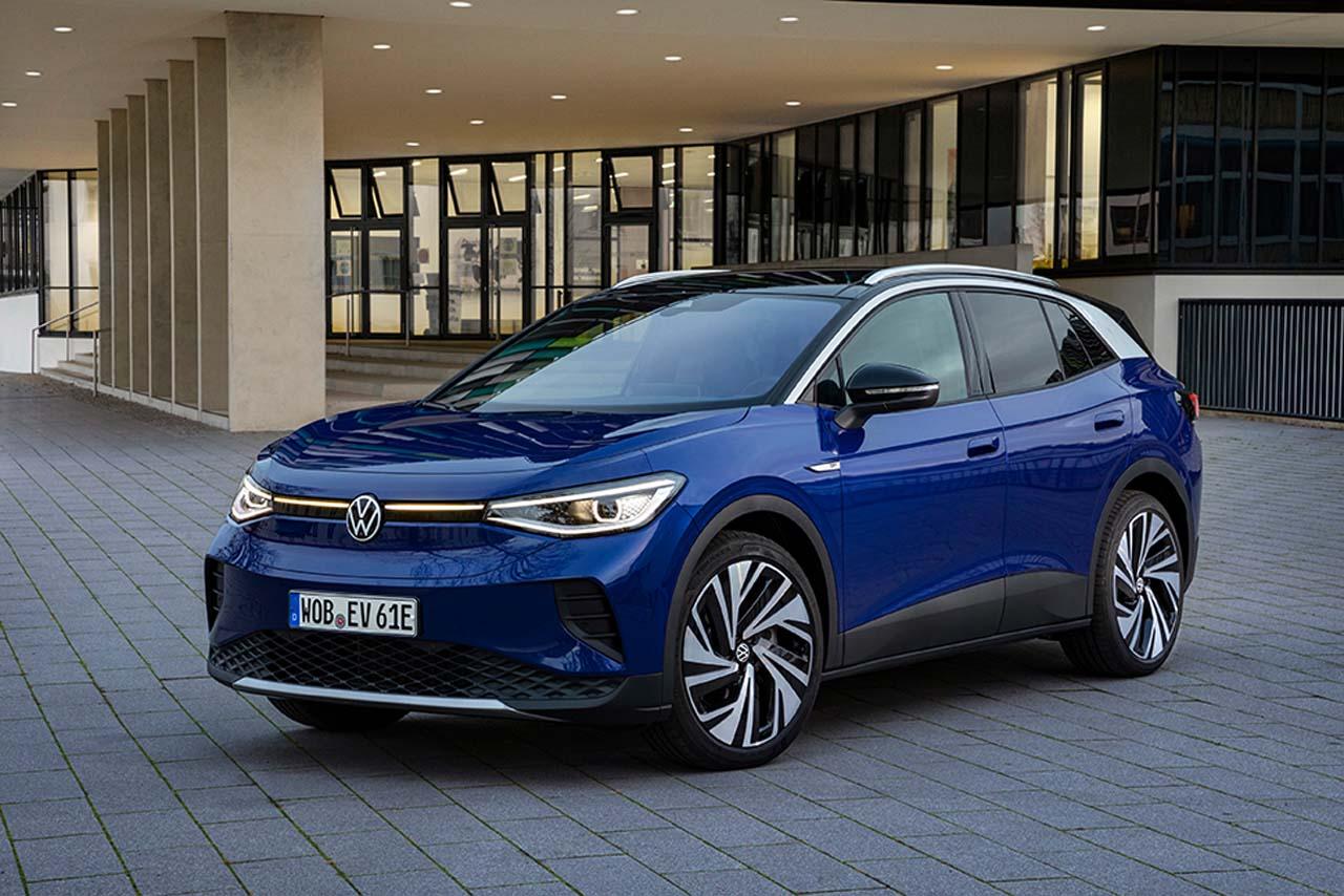 VW I.D4: Neue Basismotorisierung, niedrigerer Einstiegspreis