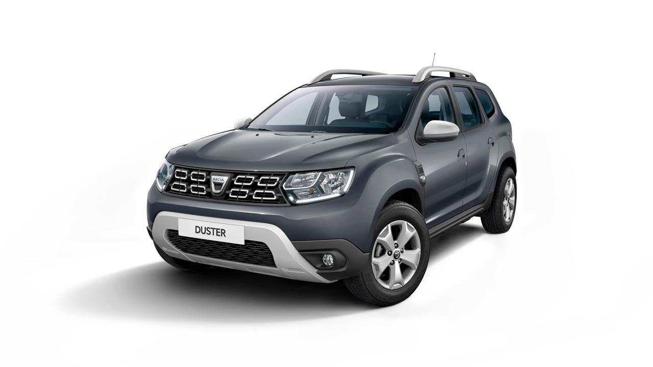 Dacia Duster Urban: Extra-Helfer für den Stadtverkehr