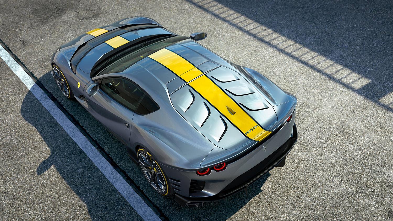 Ferrari 812 Superfast: Sonderserie mit noch mehr Power