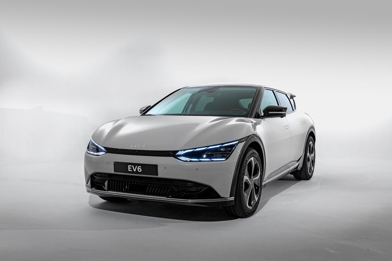 Kia EV6: Willkommen in der Zukunft