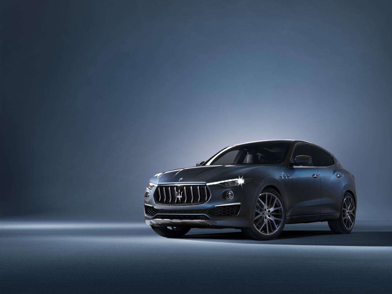 Maserati Levante: Ab Juni auch als Hybrid