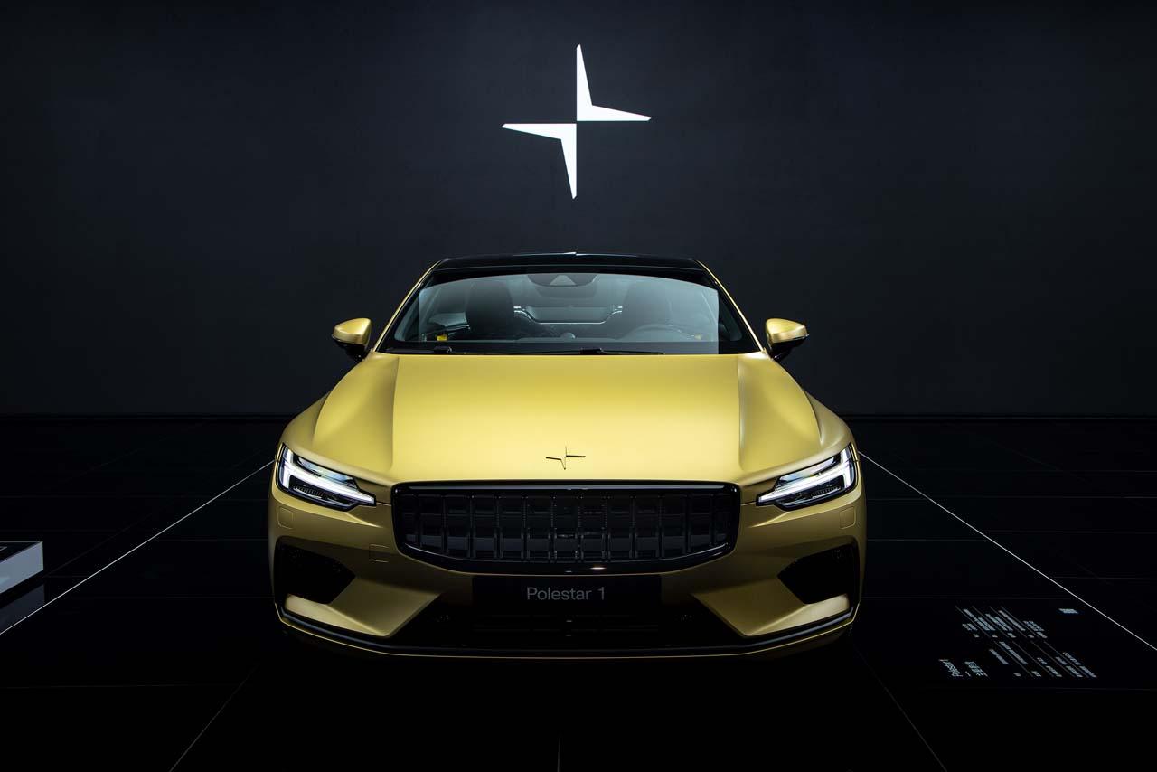 Polestar 1: Limitiertes Luxus-Sondermodell zum Produktionsende