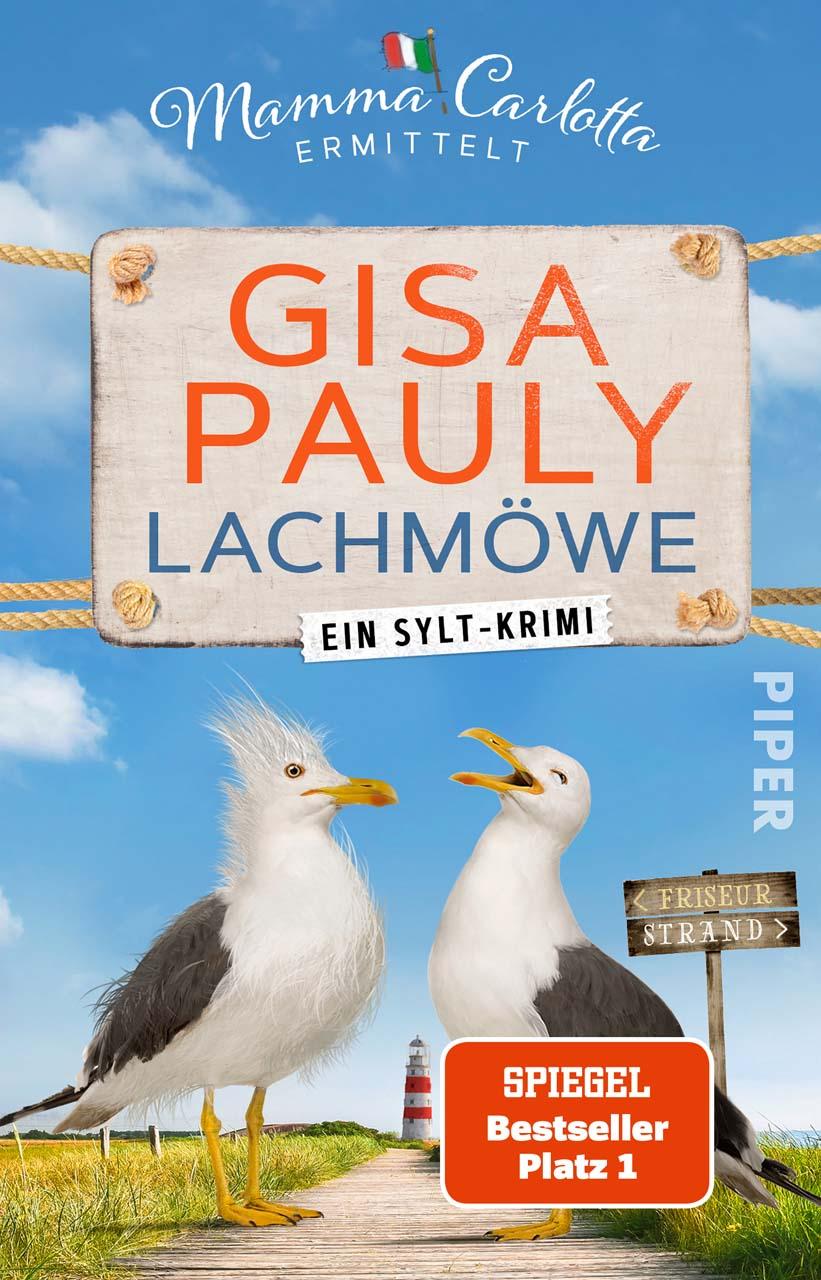 Lese-Tipp – Pauly: Lachmöwe
