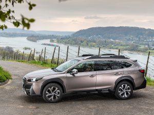 Subaru Outback: Generation 6 auf neuer Plattform