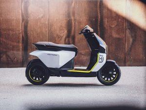 Husqvarna E-Roller Vektorr: Für die Stadt