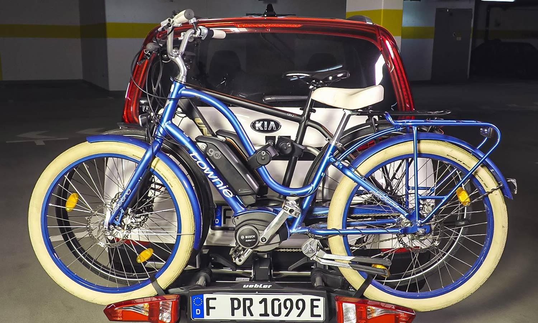 Ratgeber: E-Bike-Transport mit E-Autos