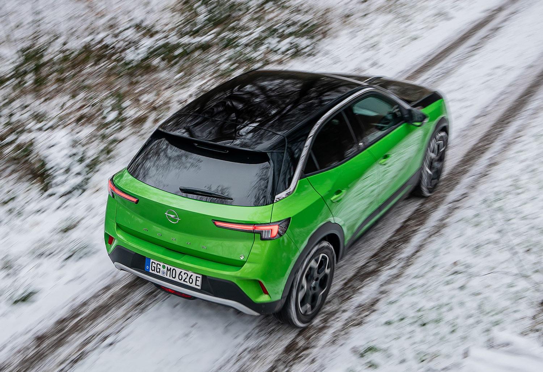 "Opel Mokka-e: Kältetauglicher ""Stromer"""