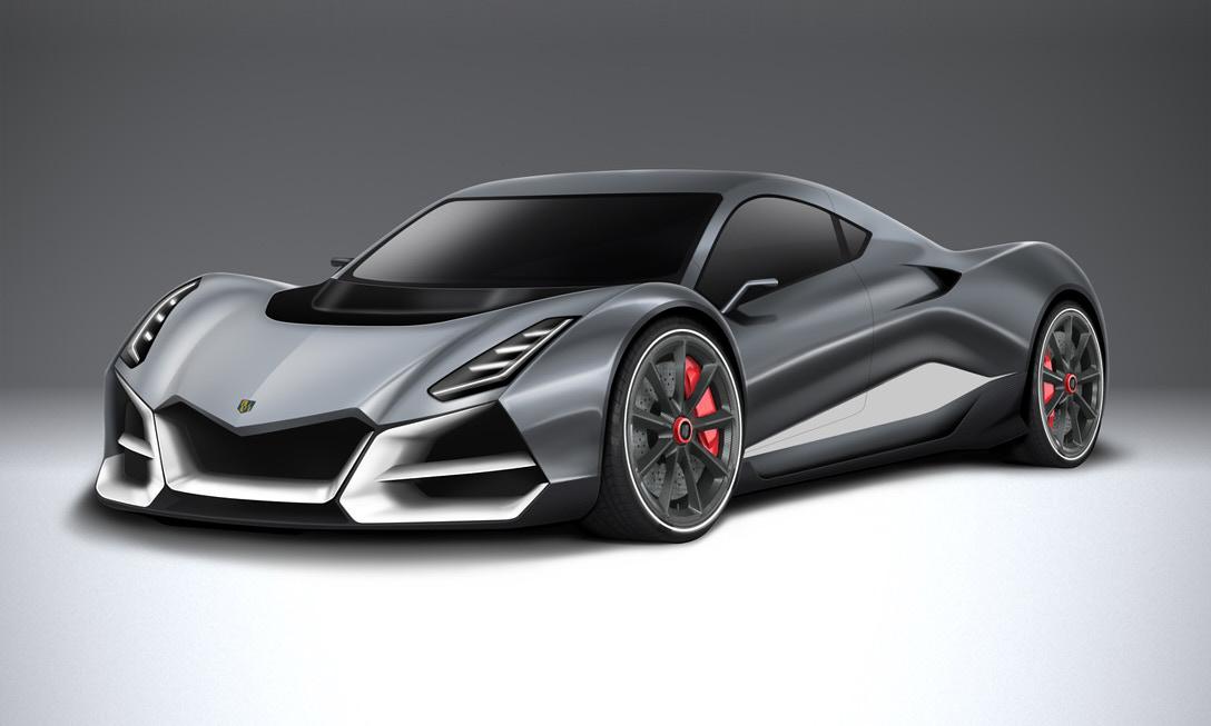 Morand Cars: Hypercar soll 2023 starten