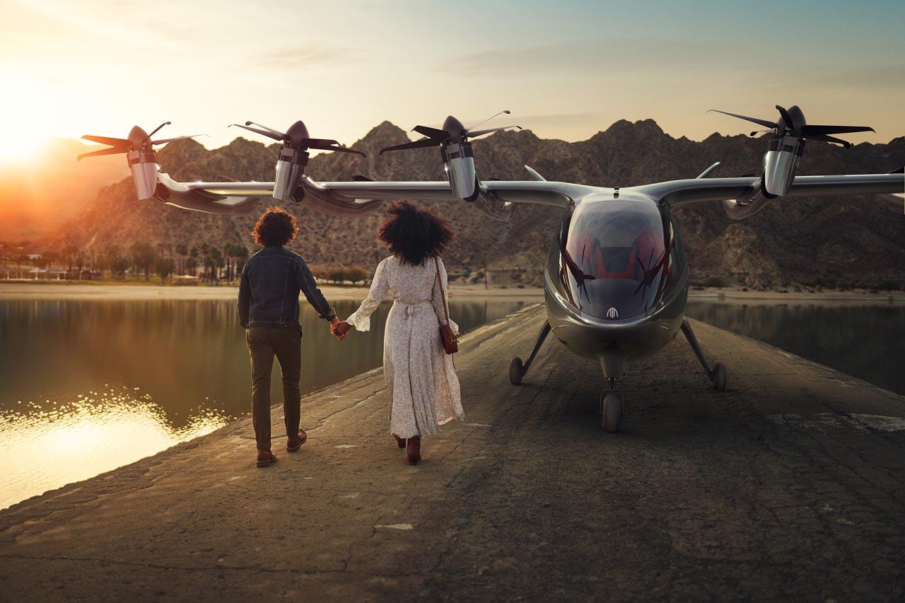 Archer Marker: Das Flugzeug-Helikopter-Taxi