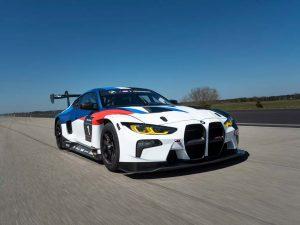 BMW M4 GT3: Erster Testeinsatz unter Rennbedingungen am Nürburgring