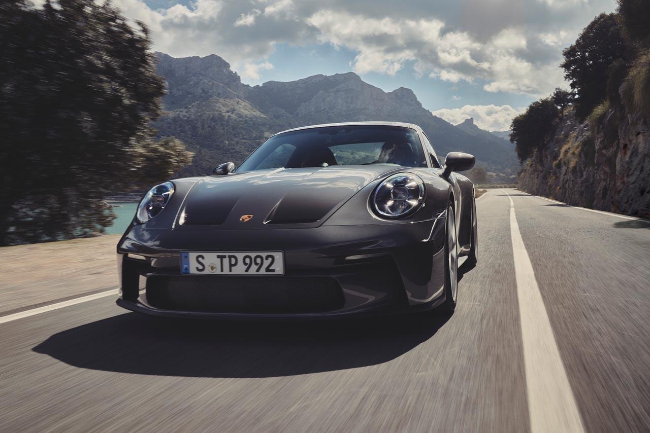 """Porsche 911 GT3: Etwas dezenter mit """"Touring Paket"""""""