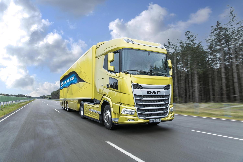 DAF: Generationswechsel bei schweren Lkw