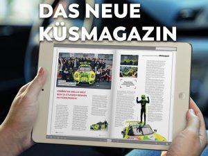 KÜS Magazin: Jetzt als ePaper digital lesen