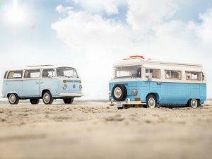 VW T2 Campingbus: Kultmobil aus Klötzchen