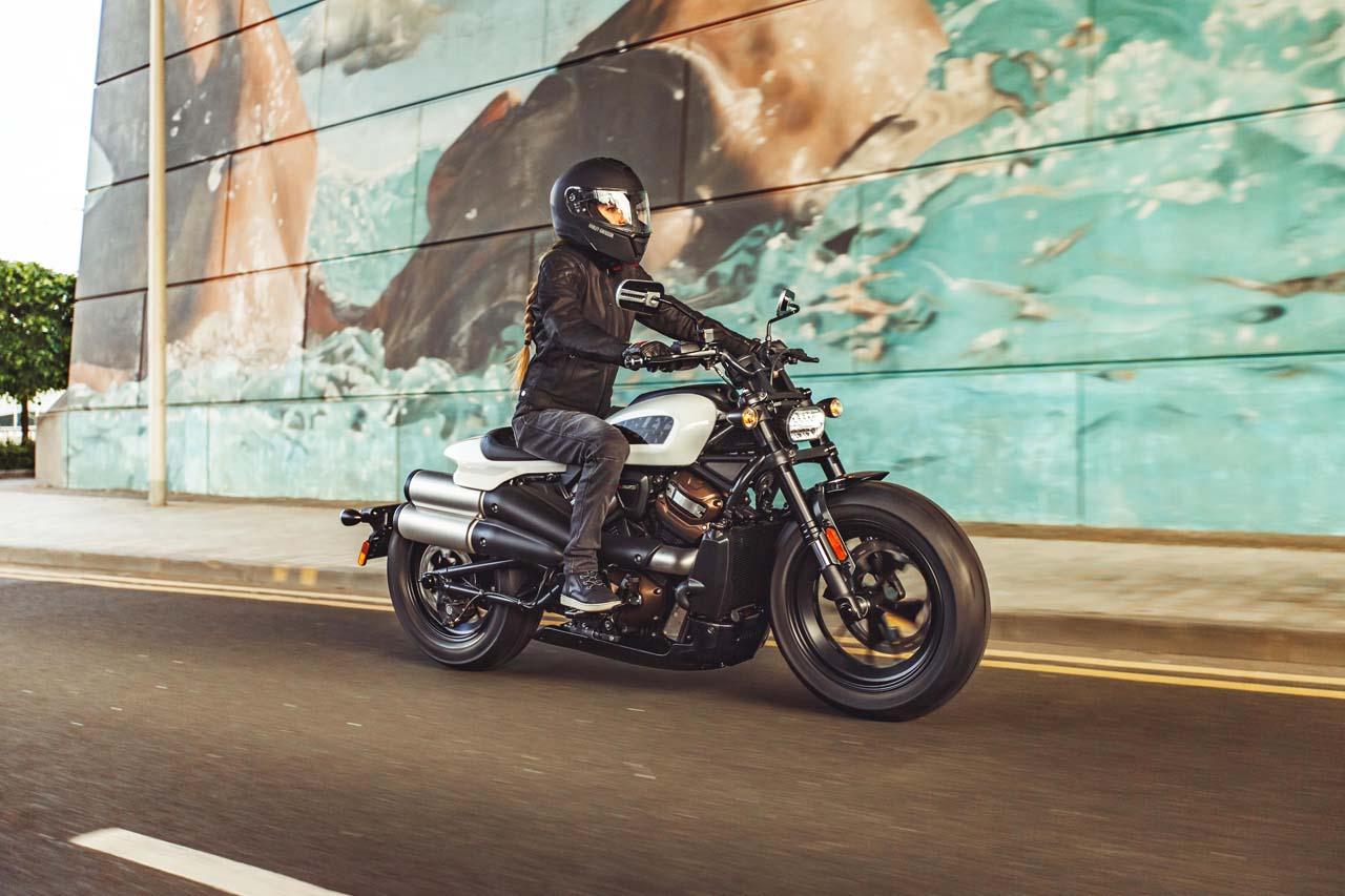 Harley-Davidson Sportster: Bekannte Idee, neuer Inhalt