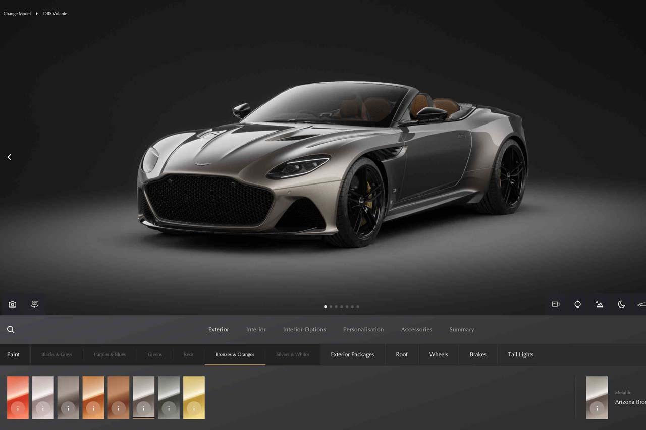 Aston Martin 2022: Mehr Leistung, weniger Namen