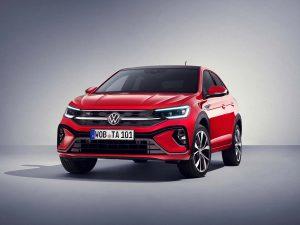 VW Taigo: Etwas schräger