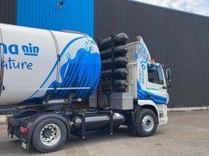 Hyzon Motors: Neue Tanktechnik für Brennstoffzellen